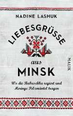 Liebesgrüsse aus Minsk Cover