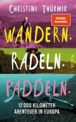 Wandern - Radeln - Paddeln Cover