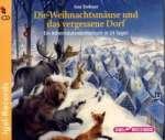 Die Weihnachtsmäuse und das vergessene Dorf (4 CDs) Cover