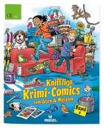 Knifflige Krimi-Comics zum Lesen & Mitraten Cover