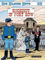 Hochzeit in Fort Bow Cover