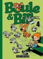 Boule und Bill 4 Cover