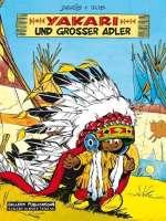 Yakari und der grosse Adler (Bd. 1) Cover