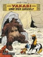 Yakari und der Grizzly Cover