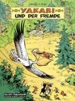 Yakari und der Fremde (Bd. 7) Cover