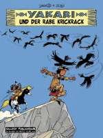 Yakari und der Rabe Krickrack (Bd. 14) Cover