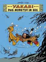 Das Monster im See Cover