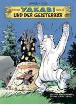 Yakari und der Geisterbär (Comic) Cover