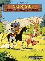 Die Rückkehr des zaubernden Hasen Cover