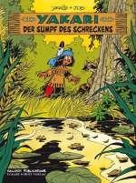 Der Sumpf des Schreckens Cover