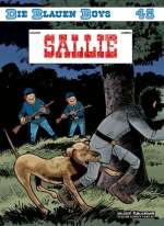 Sallie (Comic) Cover