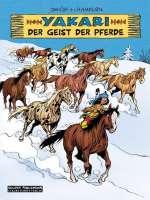 Der Geist der Pferde Cover