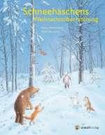 Schneehäschens Weihnachtsüberraschung Cover