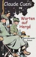 Warten auf Hergé Cover