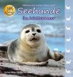 Seehunde im Wattenmeer Cover