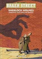 Sherlock Holmes fürchtet sich vor gar nichts Cover