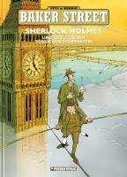 Sherlock Holmes und der Club der tödlichen Sportarten Cover