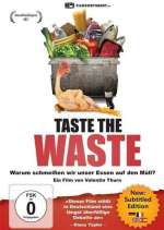 Taste The Waste  Cover