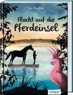 Funkelsee - Flucht auf die Pferdeinsel Cover