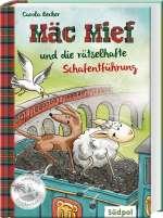 Mäc Mief und die rätselhafte Schafentführung Cover