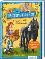 Die Hufeisen-Ranch - Ponyglück mit Hindernissen Cover