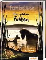 Funkelsee - Das goldene Fohlen Cover