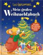 Leo Lausemaus - Mein grosses Weihnachtsbuch Cover
