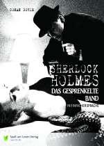 Sherlock Holmes - Das gesprenkelte Band Cover