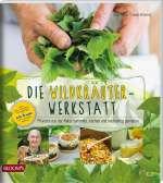 Die Wildkäuter-Werkstatt Cover