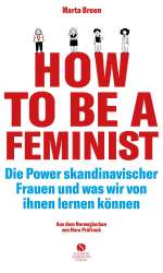 How to be a feminist Cover