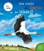 Was macht der Storch im Winter? Cover