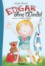 Edgar ohne Windel Cover