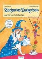 Zacharias Zuckerbein und der verflixte Freitag Cover