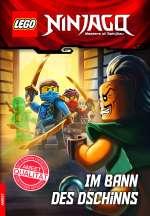 Lego Ninjago - Im Bann des Dschinns Cover