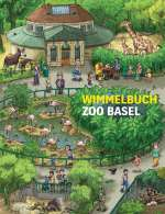 Zoo Basel Wimmelbuch Cover