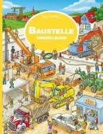 Baustelle - Wimmelbuch Cover