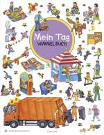 Mein Tag Wimmelbuch Cover