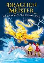 Drachenmeister : Die Suche nach dem Blitzdrachen Cover