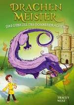Drachenmeister : Das Gebrüll des Donnerdrachen Cover