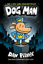 Dog Man (1) Cover