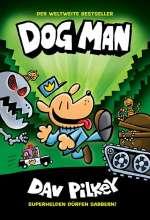 Dog Man - von der Leine gelassen (2) Cover