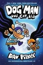 Dog Man und Cat Kid  Cover