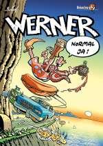 Werner - normal ja! Cover