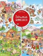 Schweiz Wimmelbuch Cover