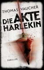 Die Akte Harlekin Cover