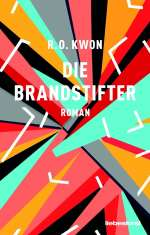 Die Brandstifter Cover