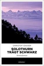 Solothurn trägt Schwarz Cover