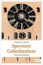 Speyerer Geheimnisse Cover