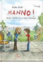 Manno! Cover