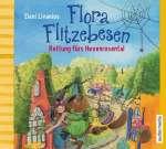 Flora Flitzebesen Rettung fürs Hexenrosenthal Cover